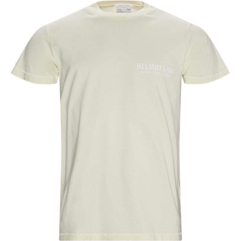 Image of   HELMUT LANG Regular fit K02DM506 STANDARD TEE STOCK T-shirts Off White